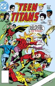 Teen Titans 049 1977 Digital Shadowcat