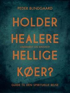 «Holder healere hellige køer? Guide til den spirituelle rejse» by Peder Bundgaard