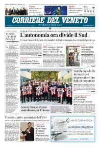 Corriere del Veneto Padova e Rovigo – 19 febbraio 2019