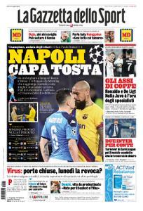 La Gazzetta dello Sport Sicilia – 26 febbraio 2020