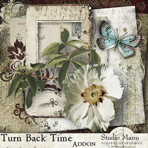 Mini Scrap Kit: Turn Back Time