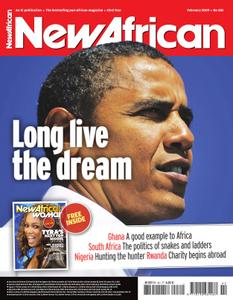 New African - February 2009