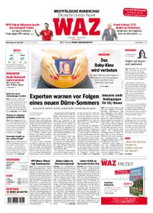 WAZ Westdeutsche Allgemeine Zeitung Castrop-Rauxel - 25. April 2019
