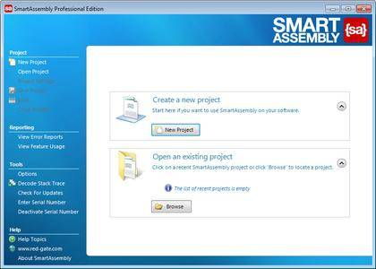 Red Gate SmartAssembly 7.0.5.2336