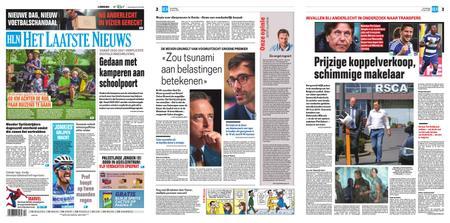 Het Laatste Nieuws Limburg – 25 april 2019