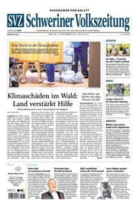 Schweriner Volkszeitung Hagenower Kreisblatt - 13. September 2019