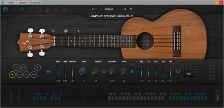 Ample Sound - Ample Ethno Ukulele - AEU III v3.00 MacOSX