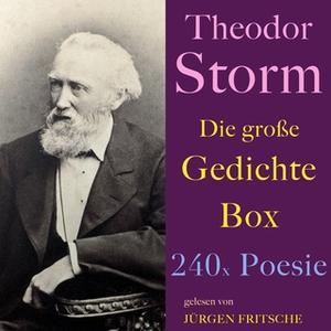 «Theodor Storm: Die große Gedichte Box» by Theodor Storm