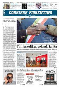 Corriere Fiorentino La Toscana - 15 Marzo 2018