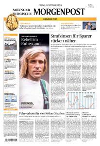 Solinger Morgenpost – 13. September 2019