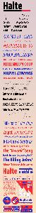 Halte Font Family
