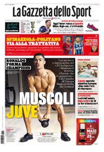 La Gazzetta dello Sport Roma – 14 gennaio 2020
