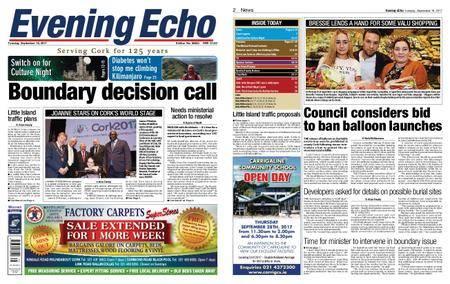 Evening Echo – September 19, 2017