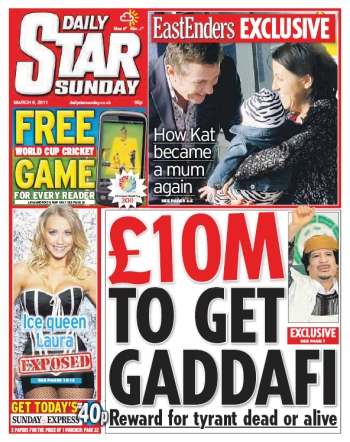 DAILY STAR SUNDAY - 06 March 2011