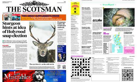 The Scotsman – January 31, 2019