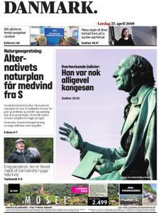 JydskeVestkysten Varde – 27. april 2019