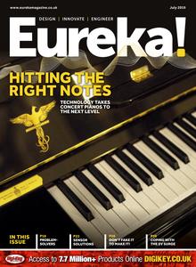 Eureka Magazine - July 2019