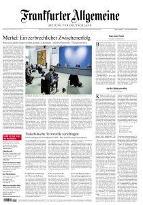 Frankfurter Allgemeine Zeitung - 16 April 2020