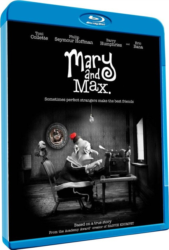 Mary And Max 2009 Avaxhome
