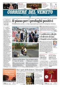 Corriere del Veneto Venezia e Mestre – 21 luglio 2020