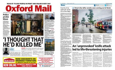 Oxford Mail – August 20, 2020