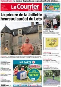 Le Courrier de l'Ouest Nord Anjou – 12 juin 2019