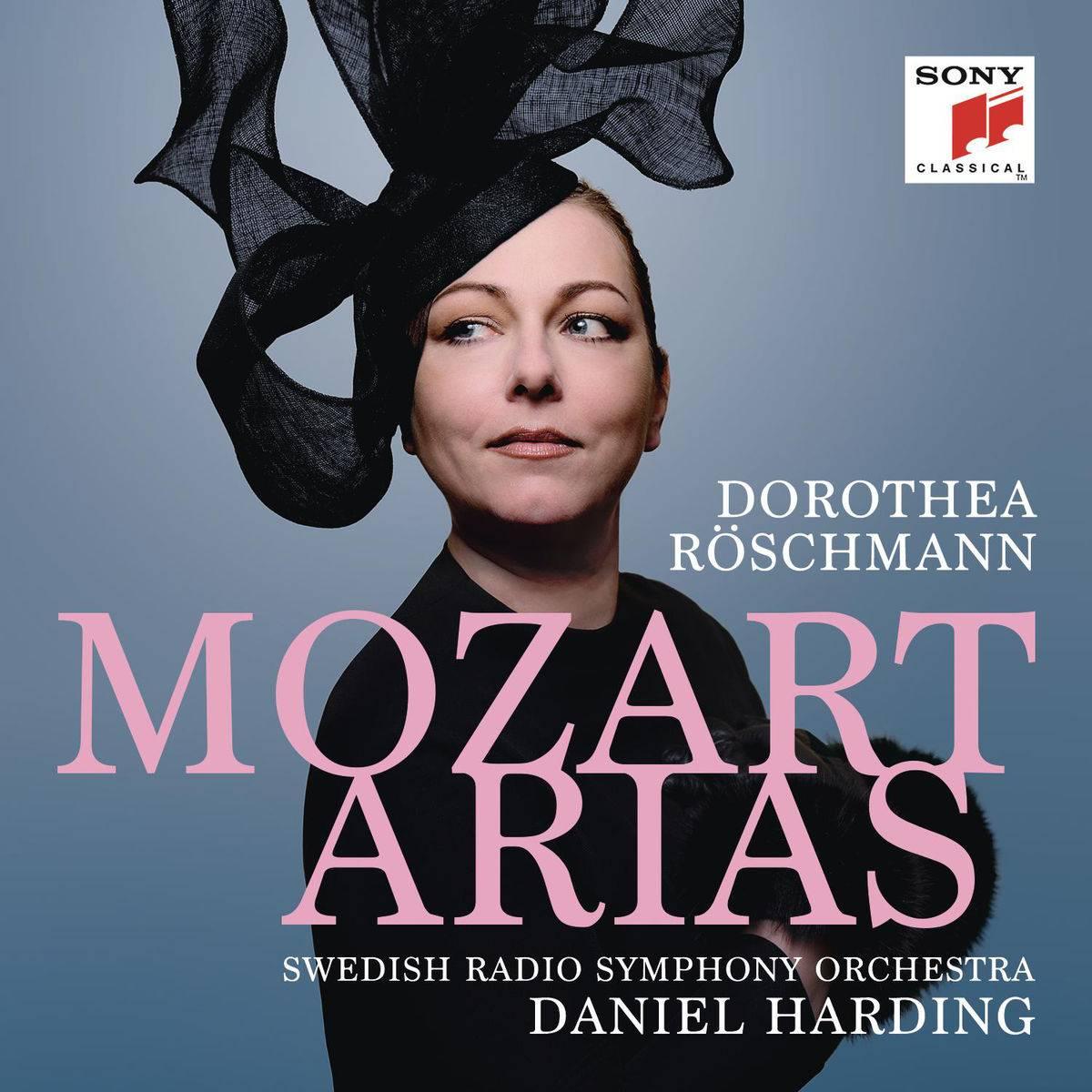 Dorothea Röschmann - Mozart Arias (2015) [Official Digital Download