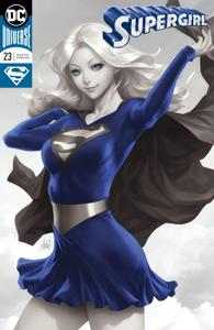 Supergirl 2018-10-10 23 two covers digital Glorith