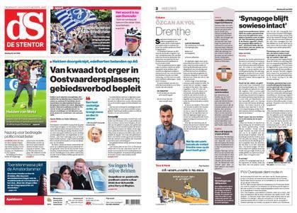 De Stentor - Apeldoorn – 22 mei 2018