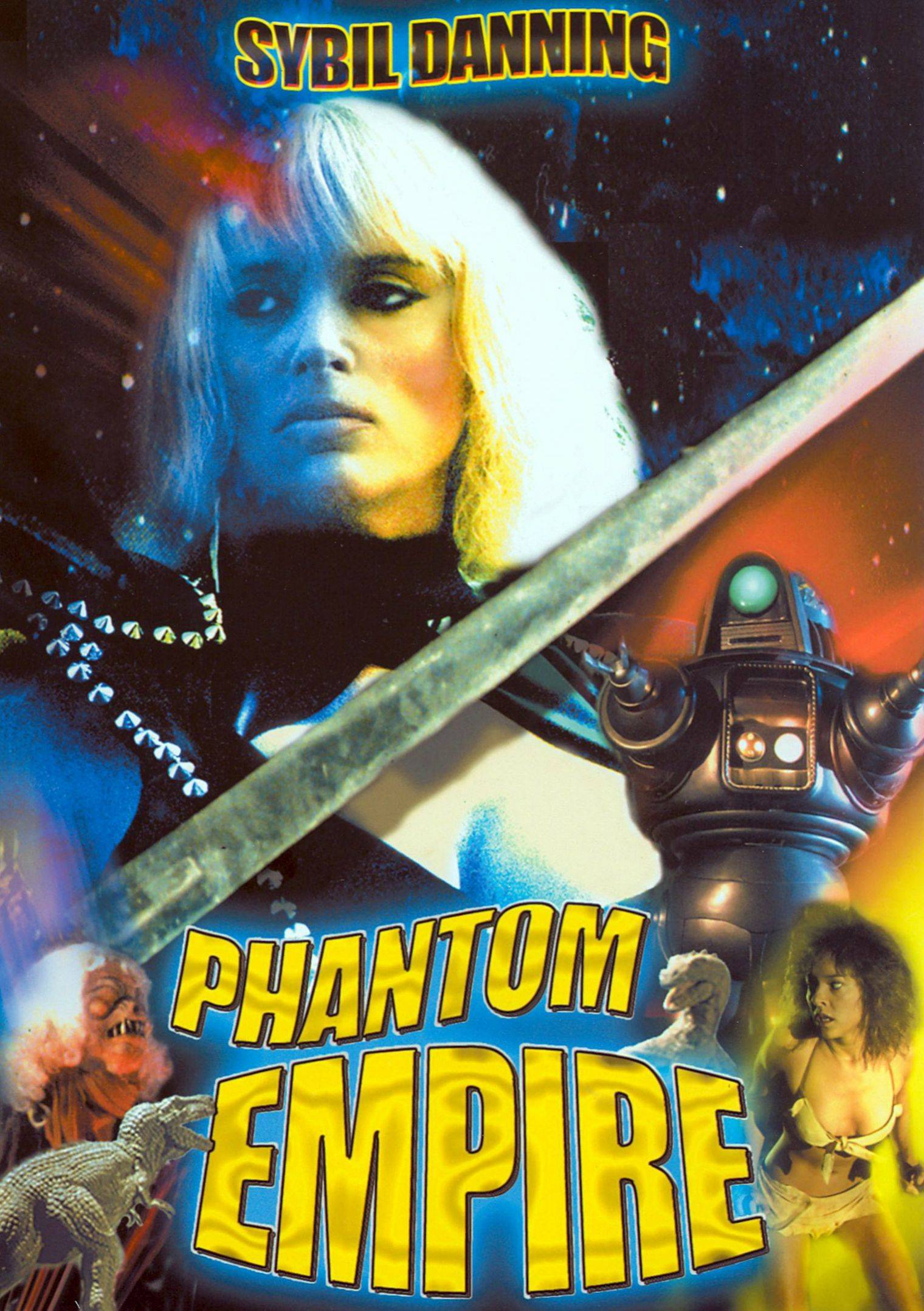 The Phantom Empire (1988) + Extras