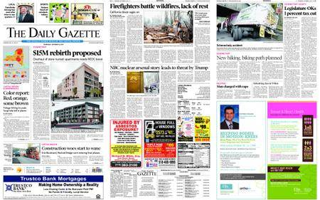 The Daily Gazette – October 12, 2017