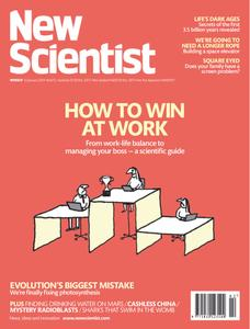 New Scientist Australian Edition – 12 January 2019