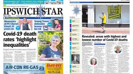 Ipswich Star – June 23, 2020
