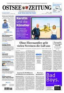 Ostsee Zeitung Wolgast - 03. Februar 2018
