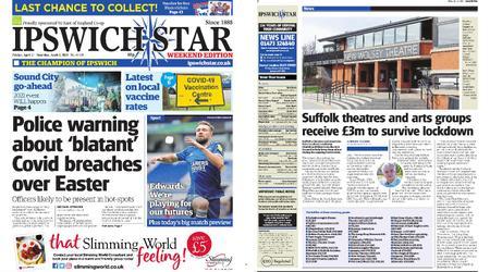 Ipswich Star – April 02, 2021