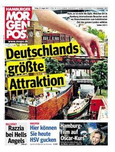 Hamburger Morgenpost - 25. August 2017