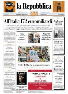 La Repubblica - 28 Maggio 2020