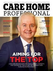 Care Home Professional – July 2019