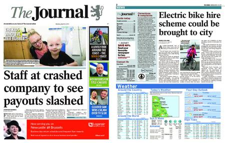 The Journal – April 29, 2019