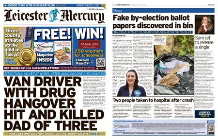 Leicester Mercury – August 02, 2021