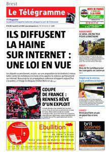 Le Télégramme Brest – 27 avril 2019