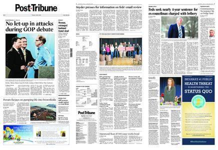 Post-Tribune – May 01, 2018