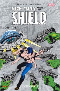 Nick Fury, Agent du S H I E L D - L'Intégrale - Tome 1 - 1965-1967