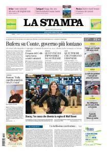 La Stampa Torino Provincia e Canavese - 23 Maggio 2018
