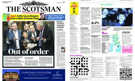The Scotsman – December 20, 2018