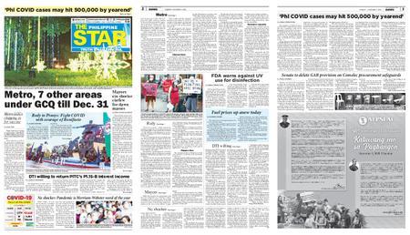 The Philippine Star – Disyembre 01, 2020