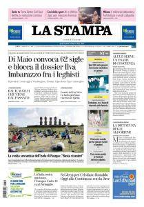 La Stampa Imperia e Sanremo - 30 Luglio 2018