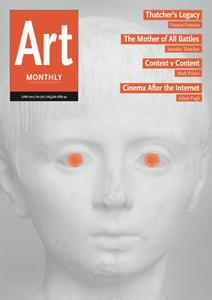 Art Monthly - June 2013   No 367