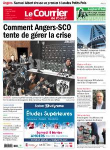 Le Courrier de l'Ouest Angers – 07 février 2020