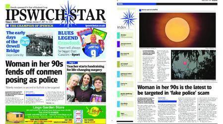 Ipswich Star – October 17, 2017